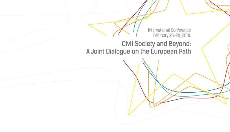 Sivil Toplum ve Ötesi:  Avrupa Yolunda Ortak Diyalog, Belgrad, Sırbistan