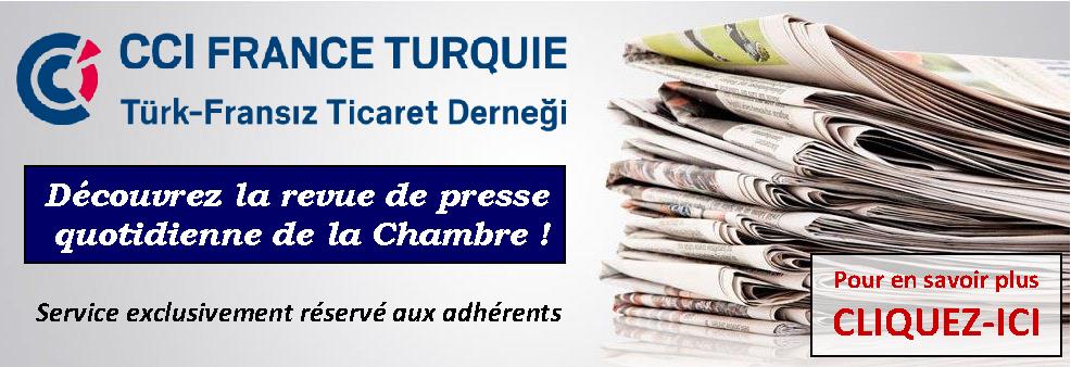 Türk Fransız Ticaret Derneği'nin DüzenlediğiTürkiye'de Ekonomik Durum ve Türkiye Fransa Ekonomik İlişkileri