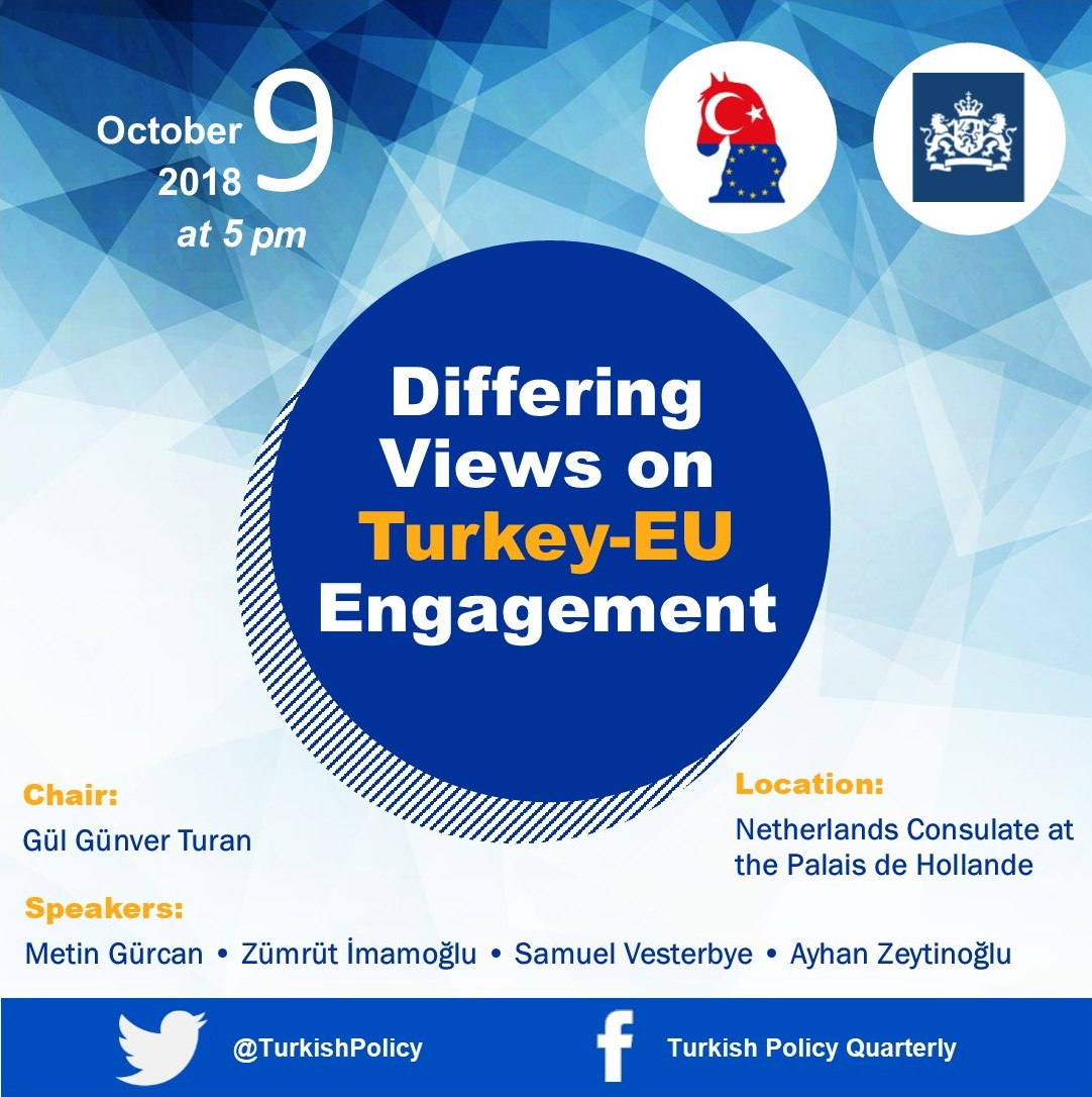 """Differing Visions for Turkey-EU Engagement"""