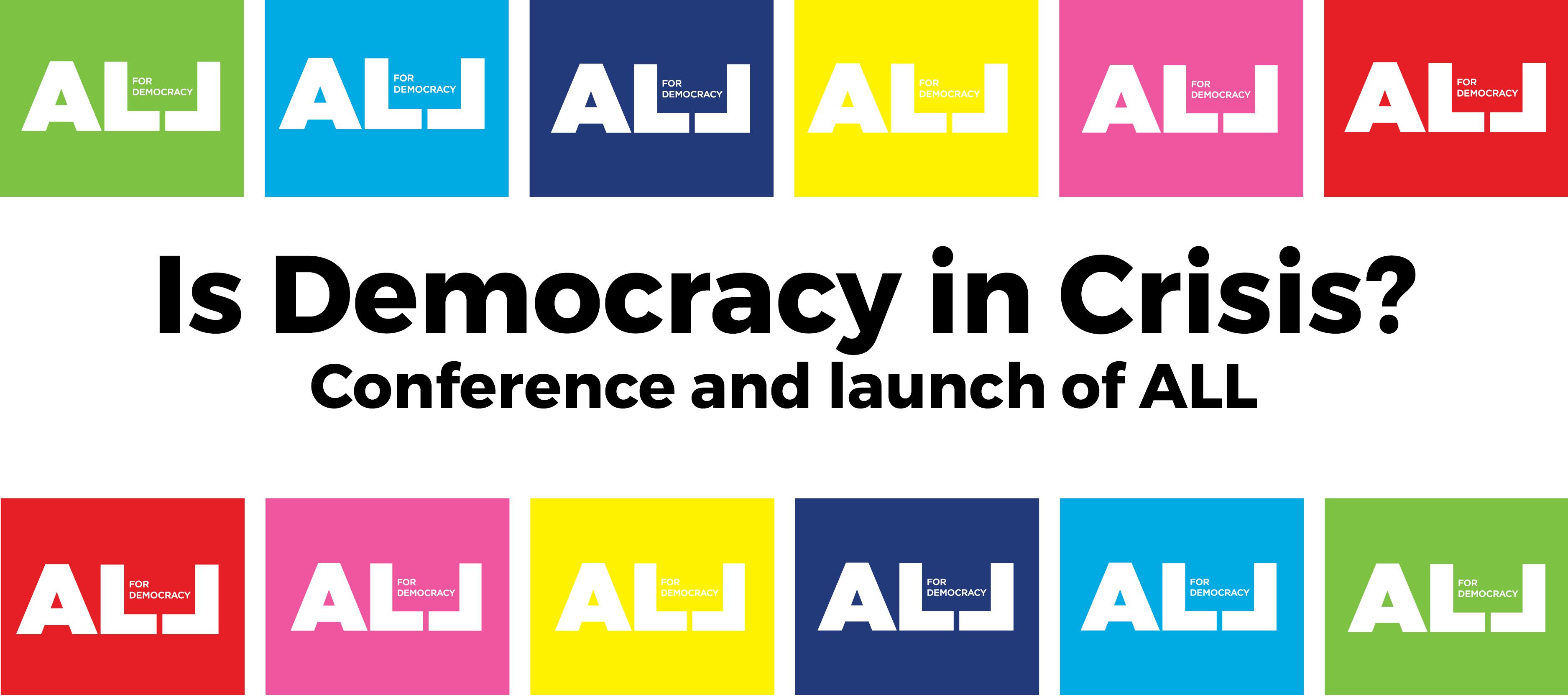 Demokrasi  Krizde mi?