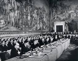 Roma Antlaşmasının 60.ncı Yıldönümü için Kutlama