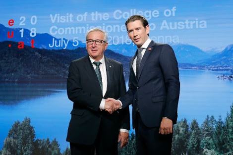 Austria assumed the Presidency of the EU Council