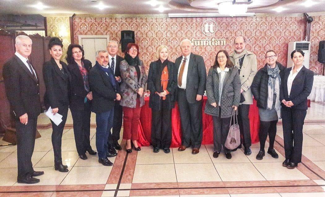 The Turkey EU Association was in Sakarya