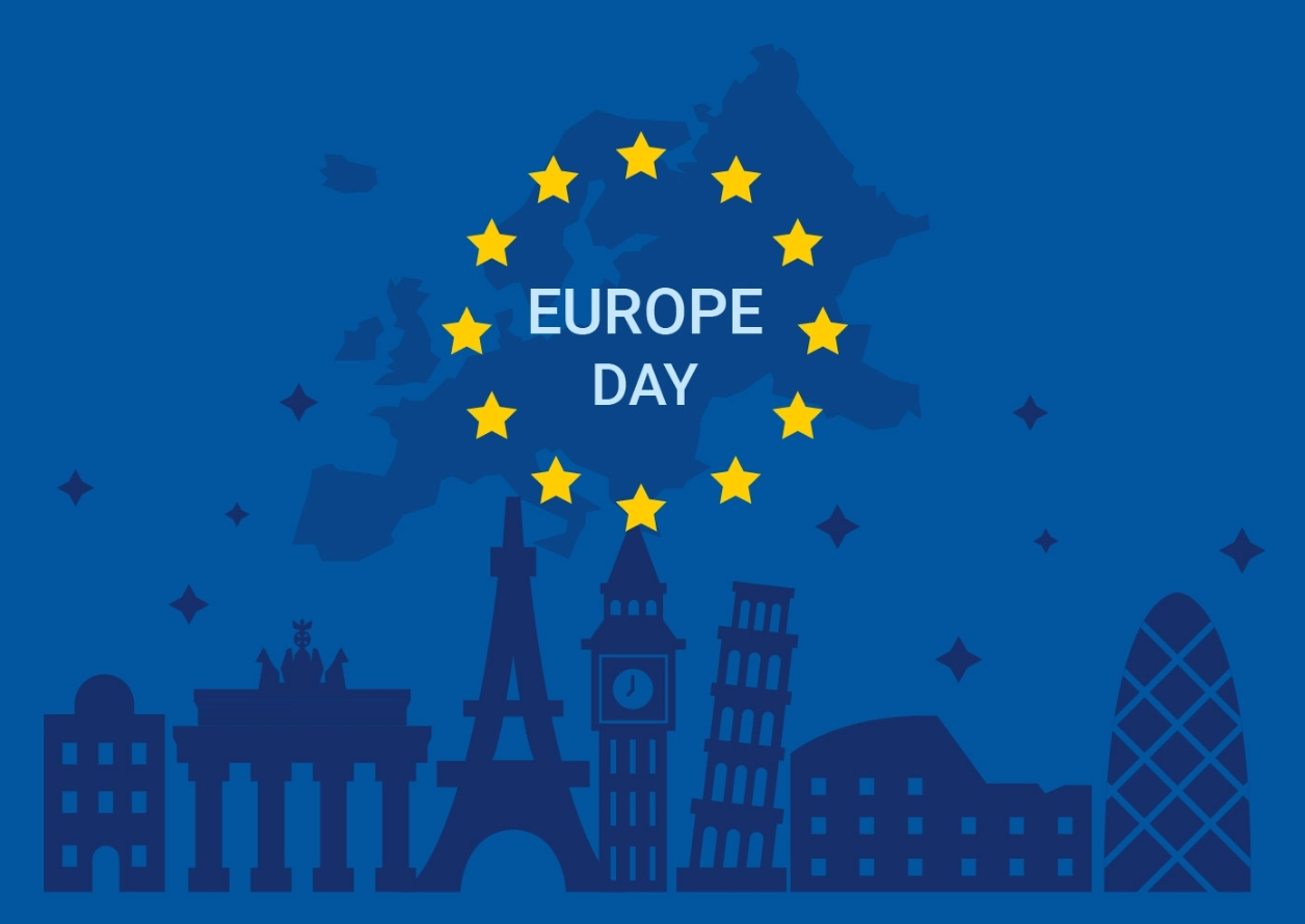 9 Mayıs Avrupa Günü'nü Kutluyoruz